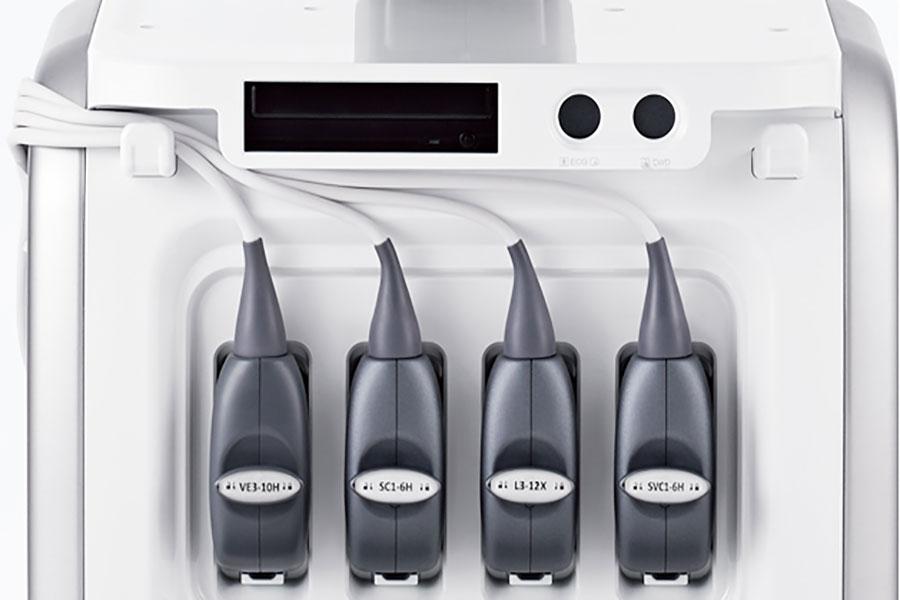 Alpinion Italia | ECube-15 | Connettori Micro Pinless