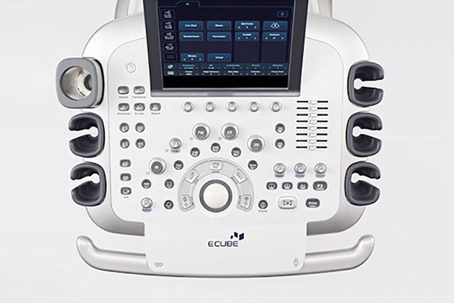 Alpinion Italia | ECube-15 | Nuovo pannello di controllo