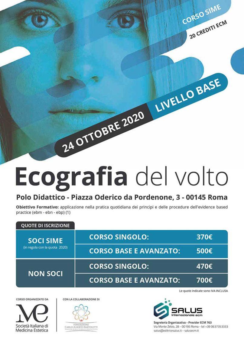 Alpinion Italia | Corso base ecografia viso