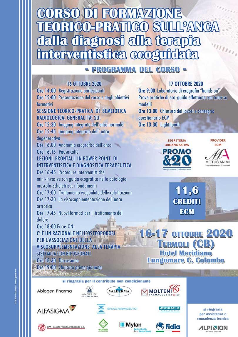 Alpinion Italia   Corso di formazione teorico pratico sull'Anca