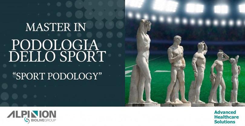 Alpinion Italia | Master in podologia dello sport