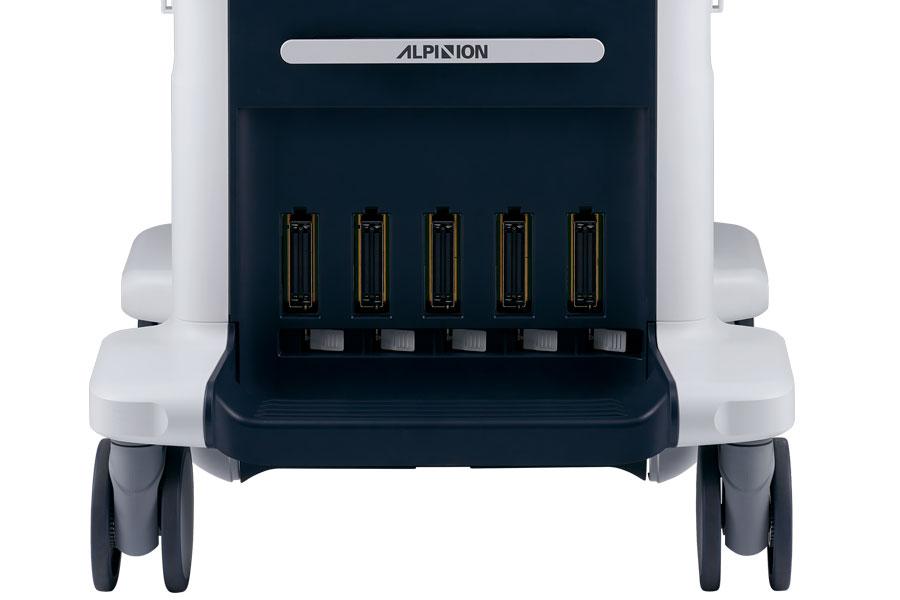 Alpinion Italia | X Cube 90 | Porte per trasduttori