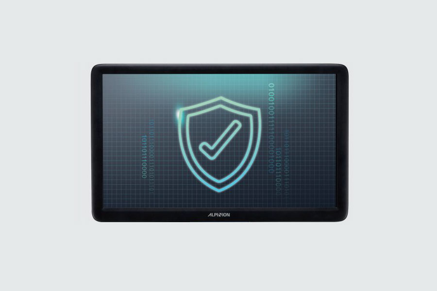 Alpinion Italia | X Cube 90 | Soluzione Antivirus