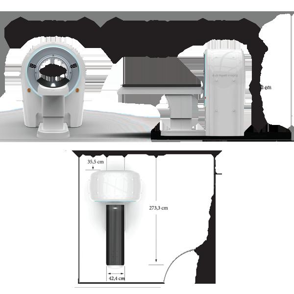 Helical Scanner | Dimensioni